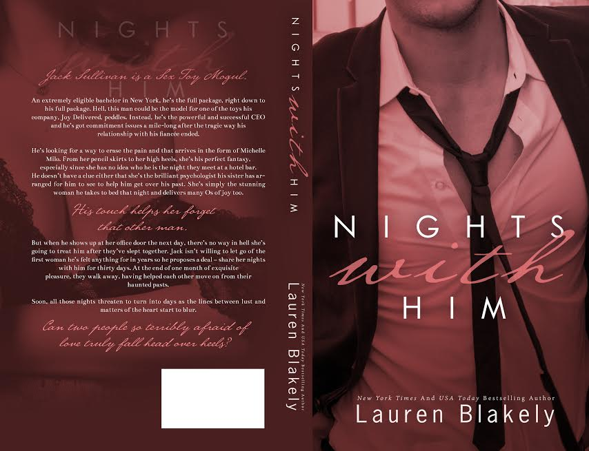 Nights With Him -Full Wrap