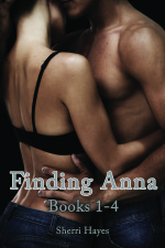 Finding Anna by Sherri Hayes