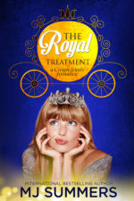 The Royal Treatment by MJ Summers