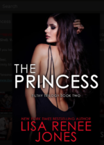 The Princess by Lisa Renee Jones
