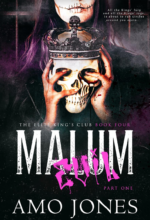 Malum Part One (The Elite King's Club book 4) by Amo Jones