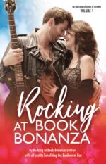 Rocking at Book Bonanza Anthology