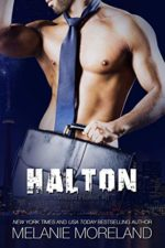 Halton: Vested Interest #6 by Melanie Moreland