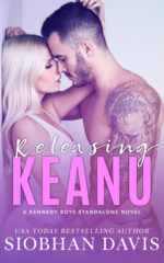 Releasing Keanu by Siobhan Davis