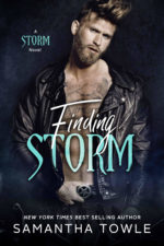 Finding Storm by Samantha Towle