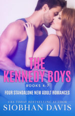 The Kennedy Boys Boxed Set by Siobhan Davis