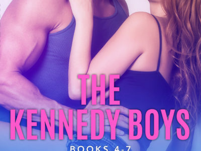 The Kennedy Boys Boxed Set by Siobhan Davis